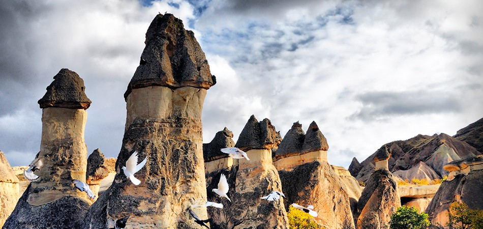 Cappadocia Package Tour 2D/1N (by Plane)